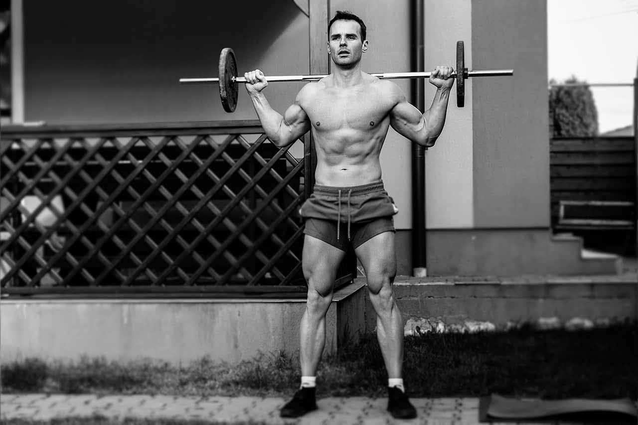 Weighted Squats to Get Past Plateaus