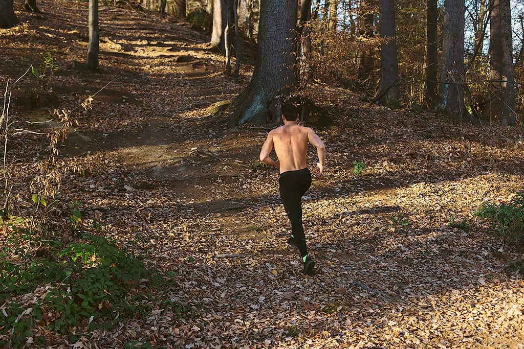 Running and Sprinting is Bodyweight Exercise