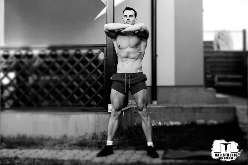 High Rep Squat Workout